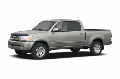 2000–2006 Tundra Generation, 2006 Toyota Tundra model shown