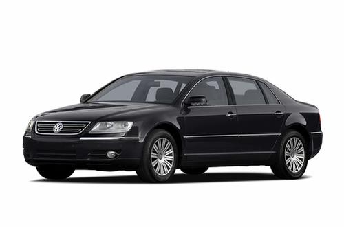 2004–2006 Phaeton Generation, 2006 Volkswagen Phaeton model shown