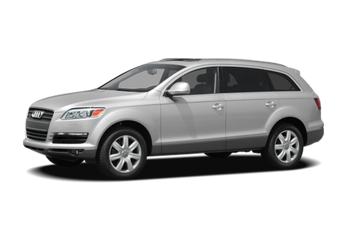 2007 Audi Q7 - For every turn, there's cars com