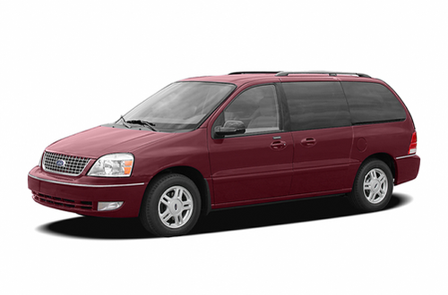 2004–2007 Freestar Generation, 2007 Ford Freestar model shown