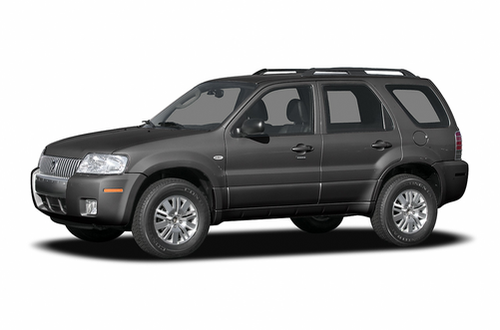 Mariner Car: 2007 Mercury Mariner Expert Reviews, Specs And Photos