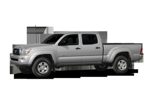2008 Toyota Tacoma Overview Cars Com