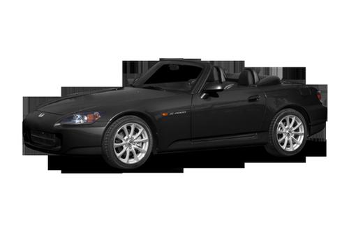 2000–2009 S2000 Generation, 2009 Honda S2000 model shown