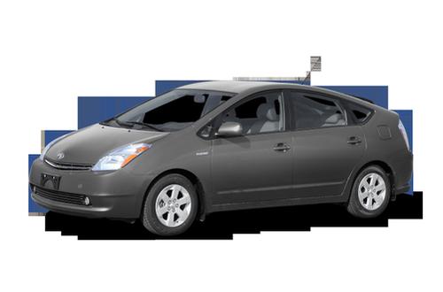 2004–2009 Prius Generation, 2009 Toyota Prius model shown