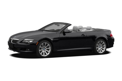 BMW Overview Carscom - Bmw 6 series convertible white