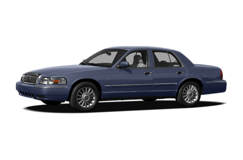 1992–2011 Grand Marquis Generation, 2011 Mercury Grand Marquis model shown