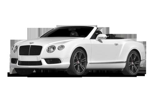 2007–2013 Continental GTC Generation, 2013 Bentley Continental GTC model shown
