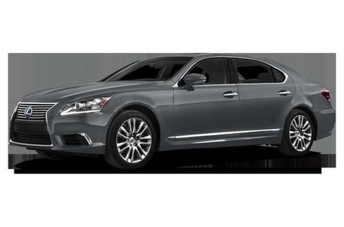 2008–2016 LS 600h L Generation, 2016 Lexus LS 600h L model shown