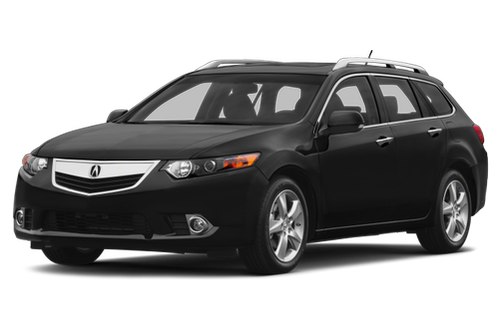2004–2014 TSX Generation, 2014 Acura TSX model shown