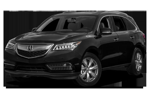 Acura MDX Overview Carscom - Acura suv 2014 price