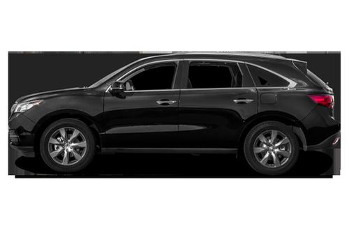 Acura MDX Overview Carscom - Acura mdx competitors