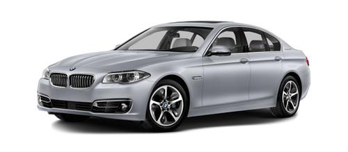 2012–2016 ActiveHybrid 5 Generation, 2016 BMW ActiveHybrid 5 model shown