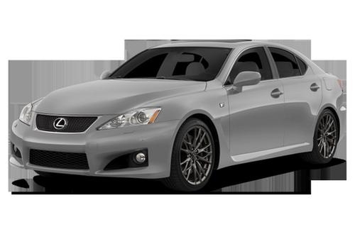 2014 Lexus IS-F