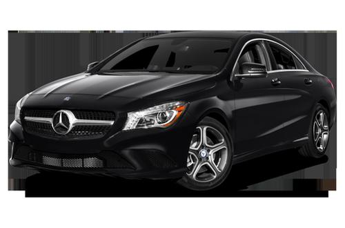 2014–2016 CLA-Class Generation, 2016 Mercedes-Benz CLA-Class model shown