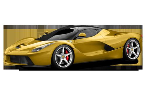 2014–2015 LaFerrari Generation, 2015 Ferrari LaFerrari model shown