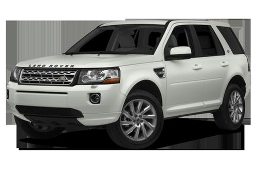 2008–2015 LR2 Generation, 2015 Land Rover LR2 model shown