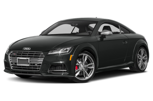 2009–2018 TTS Generation, 2018 Audi TTS model shown