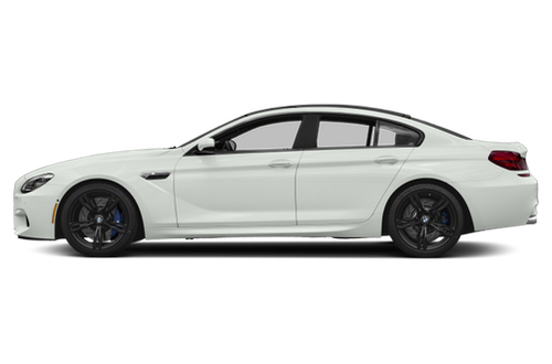 2019 BMW M6 Gran Coupe Overview