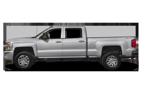 2016 Chevrolet Silverado 2500 Specs, Price, MPG & Reviews ...