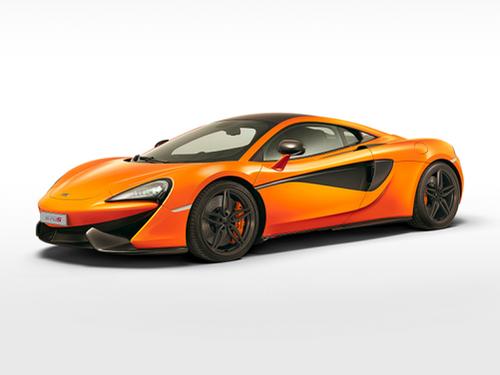 2016–2020 570S Generation, 2020 McLaren 570S model shown