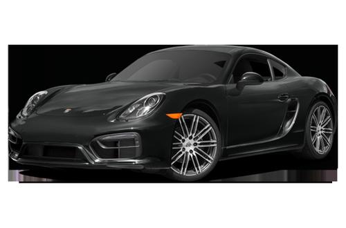 2006–2016 Cayman Generation, 2016 Porsche Cayman model shown