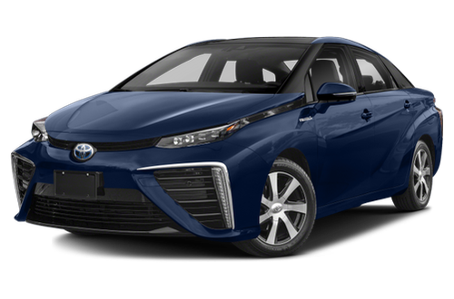 2017 Toyota Mirai Overview Cars Com