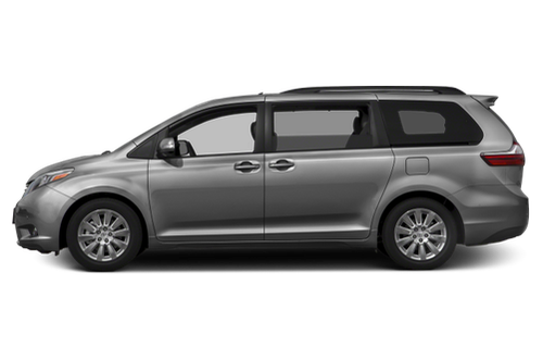 2017 toyota sienna expert reviews specs and photos. Black Bedroom Furniture Sets. Home Design Ideas
