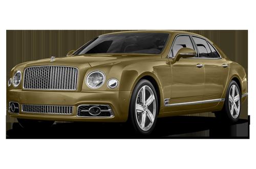 2011–Present Generation Generation, 2017 Bentley Mulsanne model shown