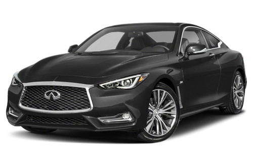 2014–2020 Q60 Generation, 2020 INFINITI Q60 model shown