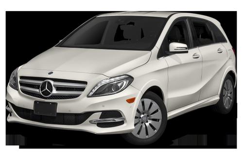 2016–2017 B-Class Generation, 2017 Mercedes-Benz B-Class model shown
