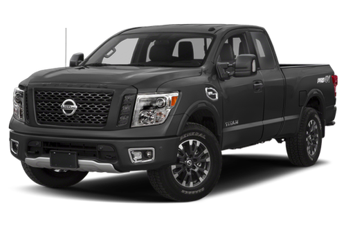 Nissan Titan Prices Features Amp Redesigns Cars Com