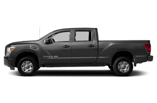 2016 nissan titan xd expert reviews specs and photos. Black Bedroom Furniture Sets. Home Design Ideas
