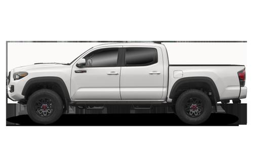 2017 Toyota Tacoma Overview | Cars.com
