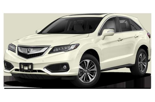 2007u20132019 RDX Generation, 2019 Acura RDX Model Shown