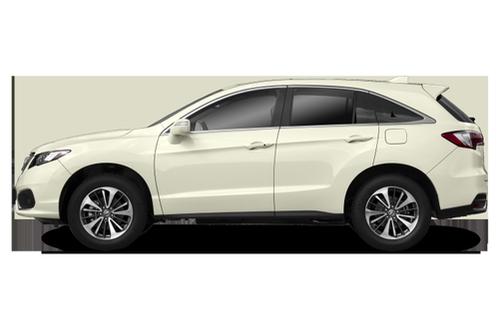 2018 Acura Rdx Overview Cars Com