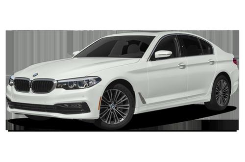2018–2019 540d Generation, 2019 BMW 540d model shown