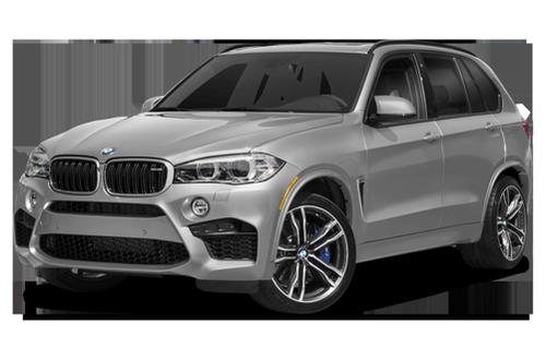 2010–2018 X5 M Generation, 2018 BMW X5 M model shown