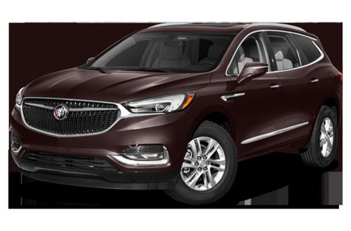 2018 Buick Enclave Overview Cars Com