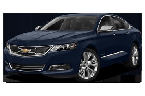 1994–2018 Impala Generation, 2018 Chevrolet Impala model shown