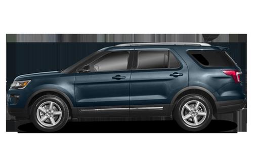 2018 Ford Explorer Overview Cars Com