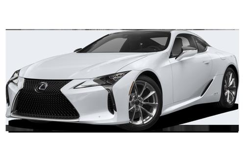 2018–2021 LC 500h Generation, 2021 Lexus LC 500h model shown