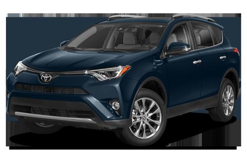 2013–2019 RAV4 Generation, 2019 Toyota RAV4 model shown
