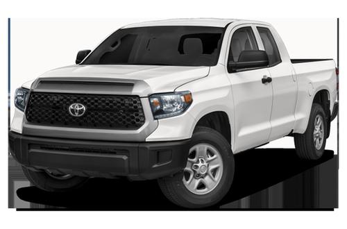 2018 Toyota Tundra SR 4.6L V8 4x2 Double Cab 6.6 ft. box ...