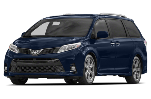 2018 toyota sienna overview. Black Bedroom Furniture Sets. Home Design Ideas