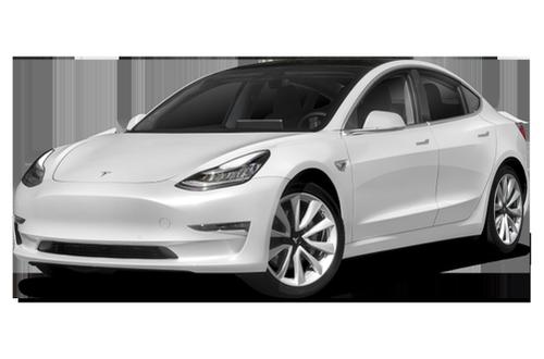 2017 2019 Model 3 Generation Tesla Shown