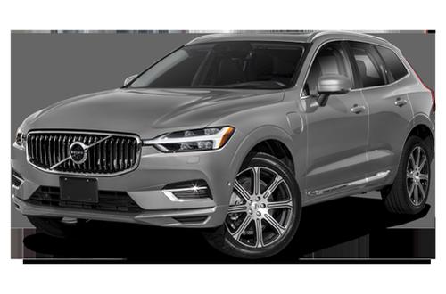 2018 2019 Xc60 Hybrid Generation Volvo Model Shown