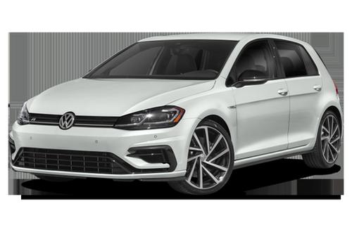 2012–2019 Golf R Generation, 2019 Volkswagen Golf R model shown