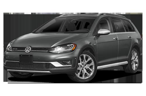 2017–2019 Golf Alltrack Generation, 2019 Volkswagen Golf Alltrack model shown