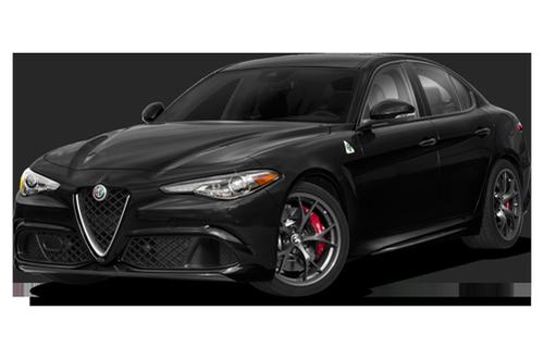 2017–2019 Giulia Generation, 2019 Alfa Romeo Giulia model shown