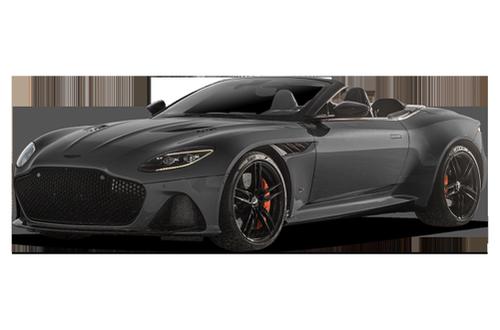 2008–2021 DBS Generation, 2021 Aston Martin DBS model shown